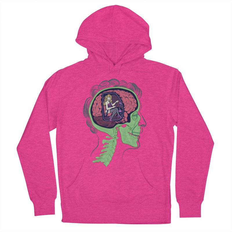 Sex Drive Women's Pullover Hoody by funnyfuse's Artist Shop