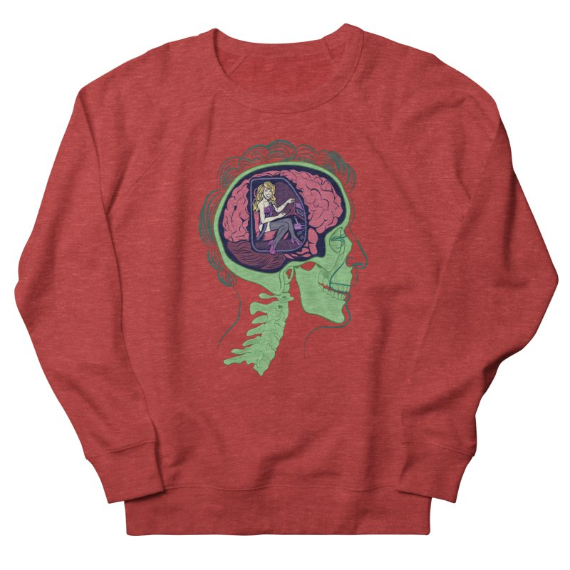 Sex Drive Women's Sweatshirt by funnyfuse's Artist Shop