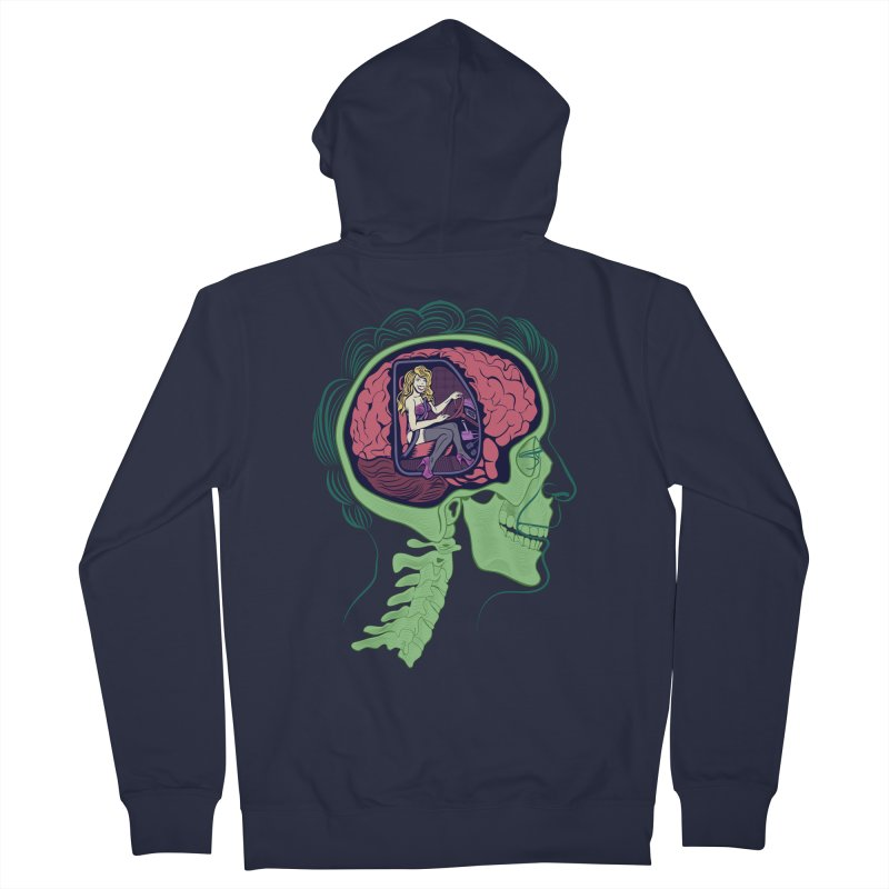 Sex Drive Women's Zip-Up Hoody by funnyfuse's Artist Shop