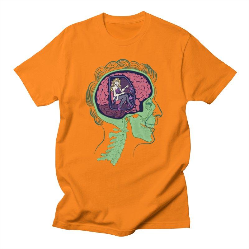 Sex Drive Men's T-Shirt by funnyfuse's Artist Shop