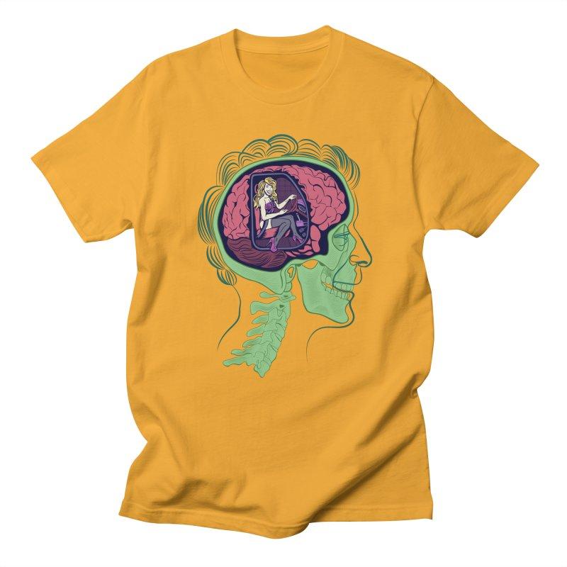 Sex Drive Men's Regular T-Shirt by funnyfuse's Artist Shop