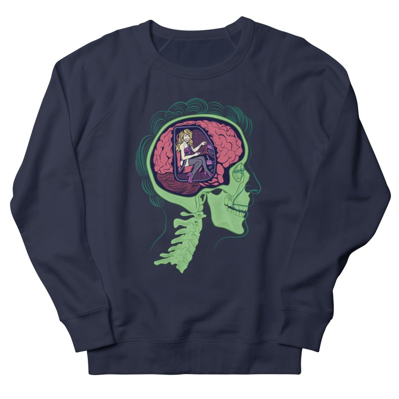 Sex Drive Women's French Terry Sweatshirt by funnyfuse's Artist Shop