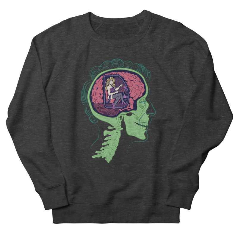 Sex Drive Men's French Terry Sweatshirt by funnyfuse's Artist Shop