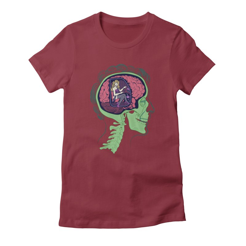 Sex Drive Women's T-Shirt by funnyfuse's Artist Shop