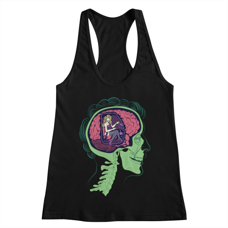 Sex Drive Women's Tank by funnyfuse's Artist Shop