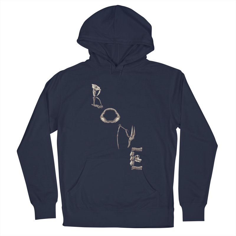 Bone Men's Pullover Hoody by funnyfuse's Artist Shop