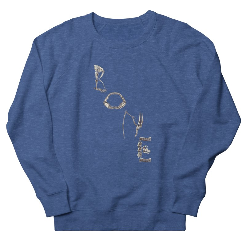 Bone Men's Sweatshirt by funnyfuse's Artist Shop