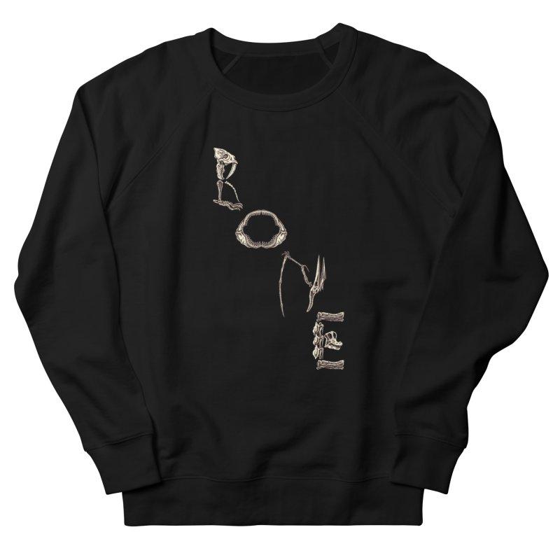 Bone Men's Sweatshirt by funnyfuse's Artist Shop