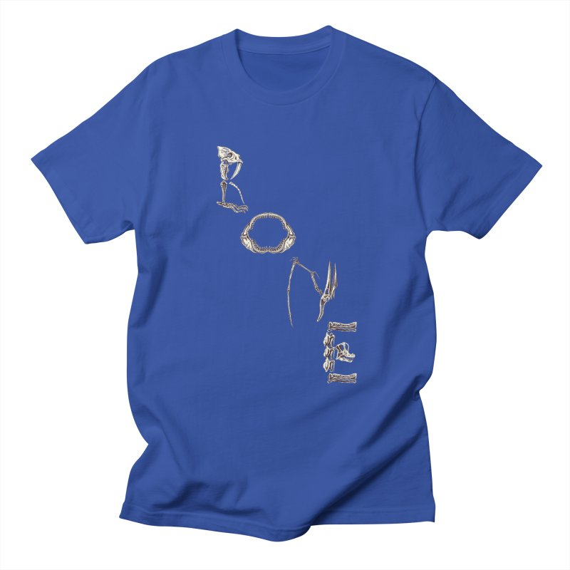 Bone Men's T-Shirt by funnyfuse's Artist Shop
