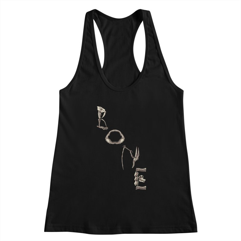 Bone Women's Tank by funnyfuse's Artist Shop