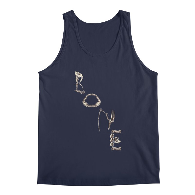 Bone Men's Tank by funnyfuse's Artist Shop