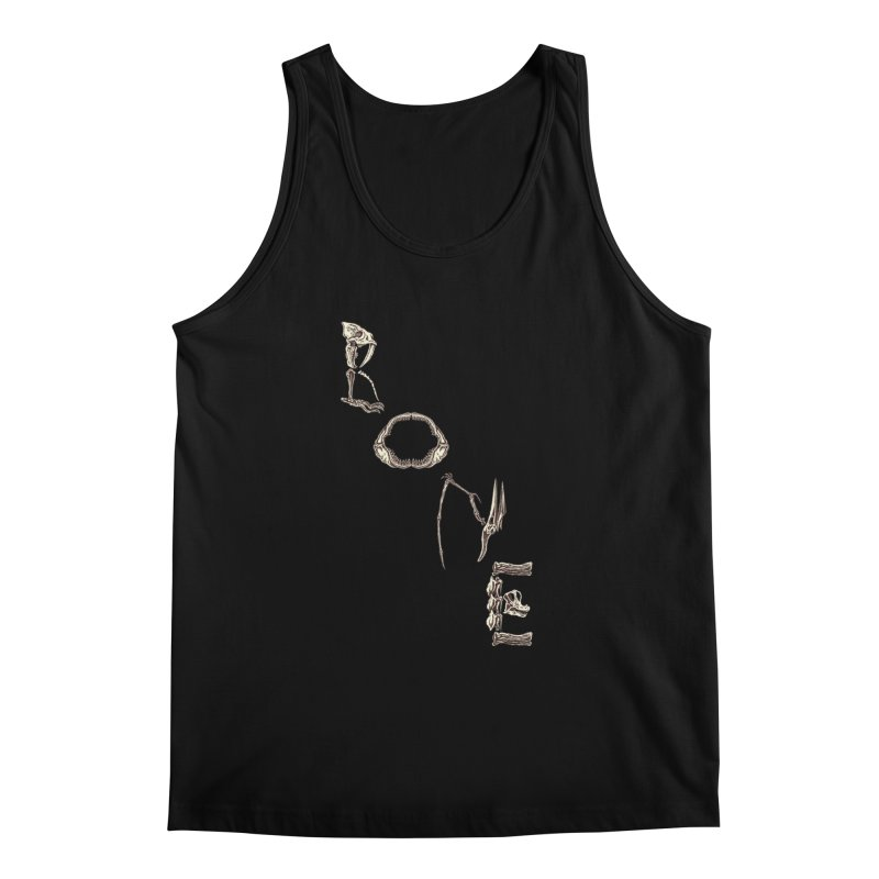 Bone Men's Regular Tank by funnyfuse's Artist Shop