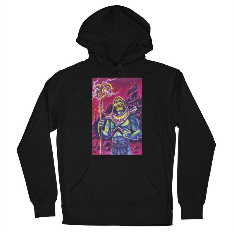 Skeletor Men's Pullover Hoody by funnyfuse's Artist Shop