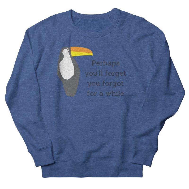 Birds of a Feather Men's Sweatshirt by Fun Things to Wear