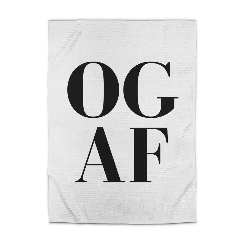 OG AF Home Rug by Fun Things to Wear