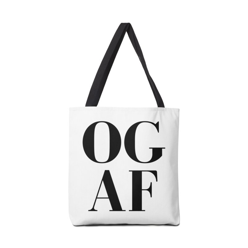 OG AF Accessories Bag by Fun Things to Wear