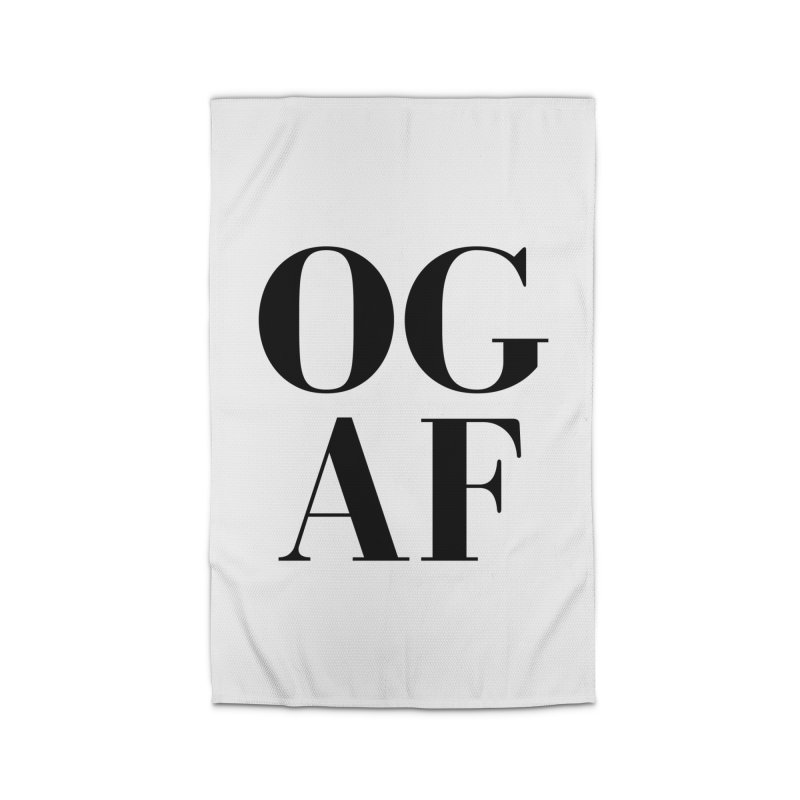 OG AF Home Rug by Fun Things to Wear
