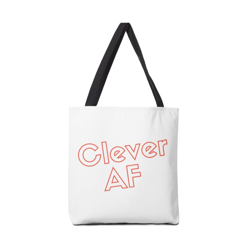 Clever AF Accessories Bag by Fun Things to Wear