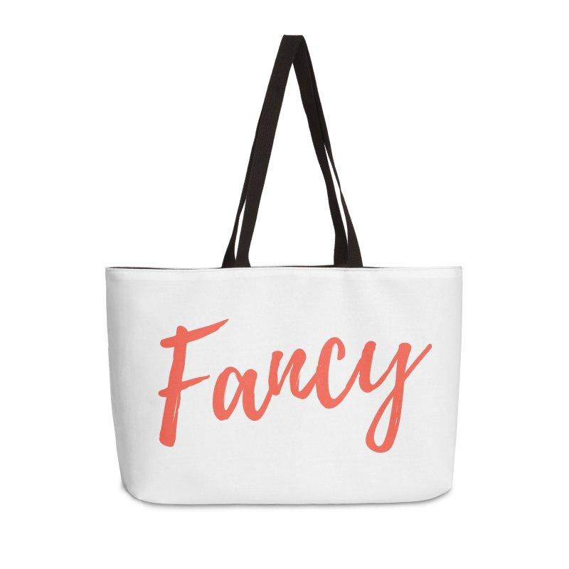 Fancy Accessories Weekender Bag Bag by Fun Things to Wear