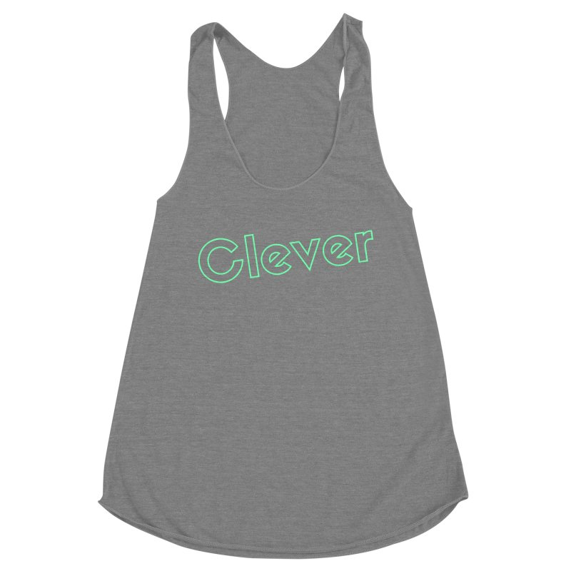 Clever Women's Tank by Fun Things to Wear