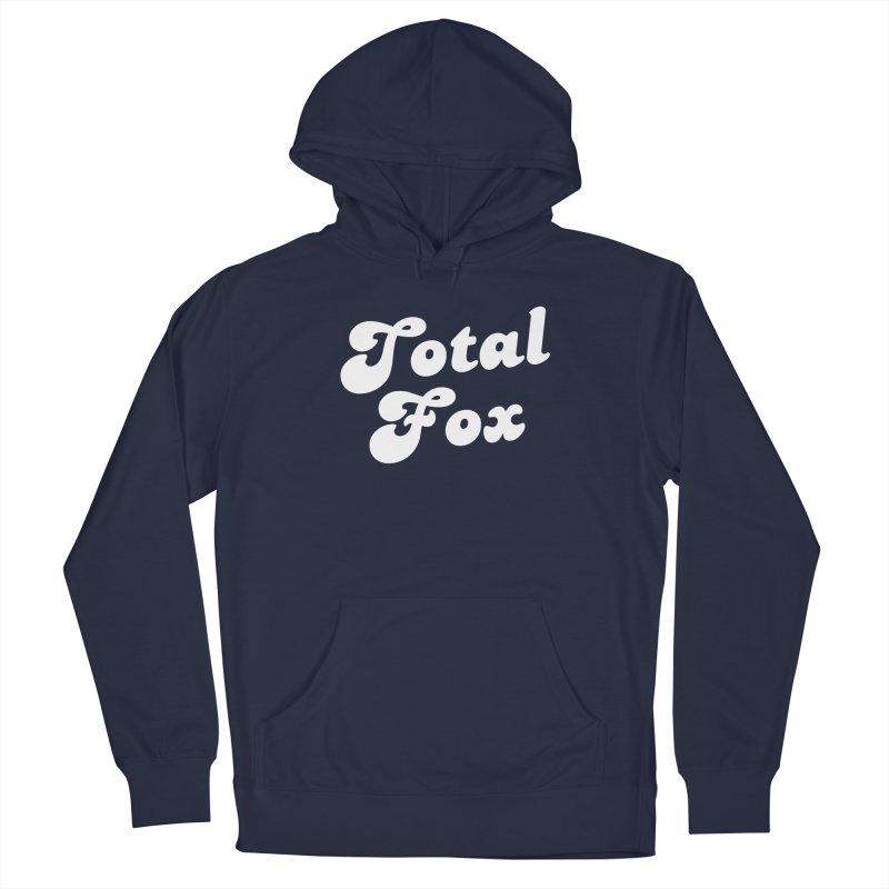 Total Fox Men's Pullover Hoody by Fun Things to Wear