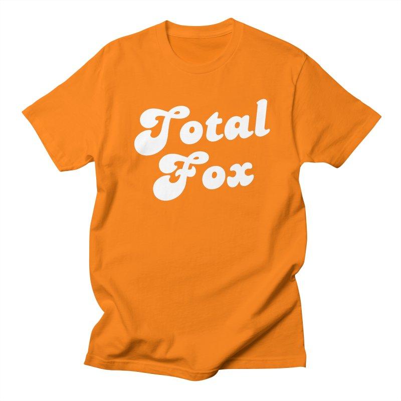 Total Fox Men's Regular T-Shirt by Fun Things to Wear