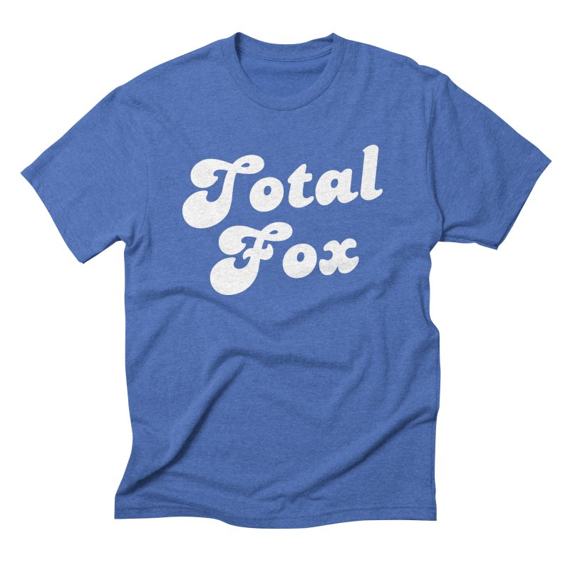 Total Fox Men's T-Shirt by Fun Things to Wear