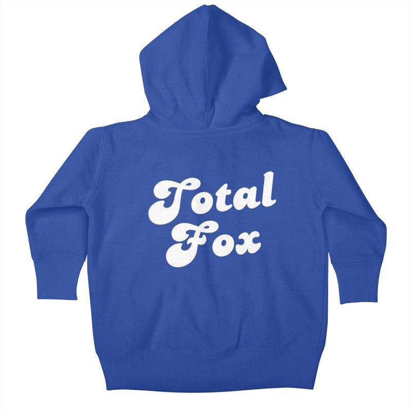 Total Fox Kids Baby Zip-Up Hoody by Fun Things to Wear