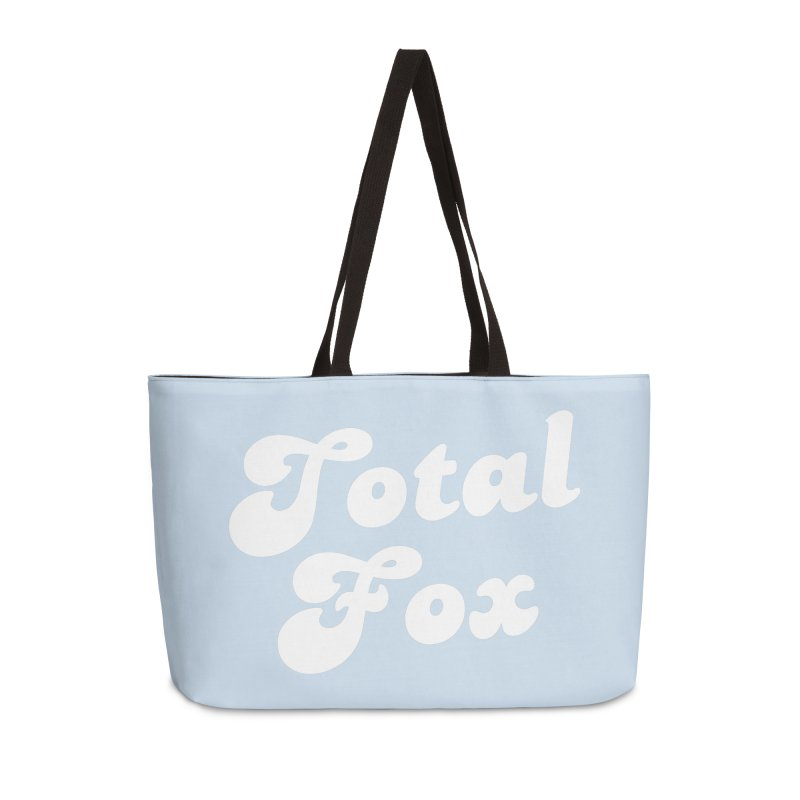 Total Fox Accessories Bag by Fun Things to Wear