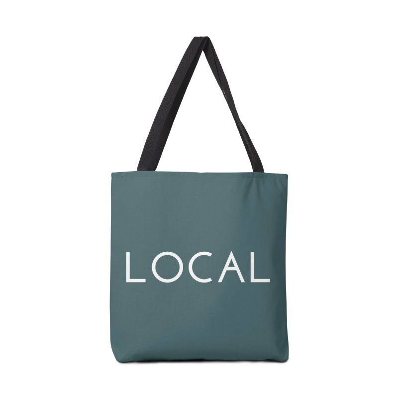 Local Accessories Tote Bag Bag by Fun Things to Wear