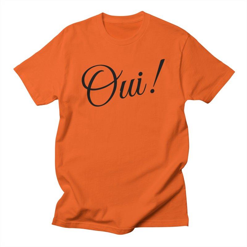 Yes.  Men's T-Shirt by Fun Things to Wear