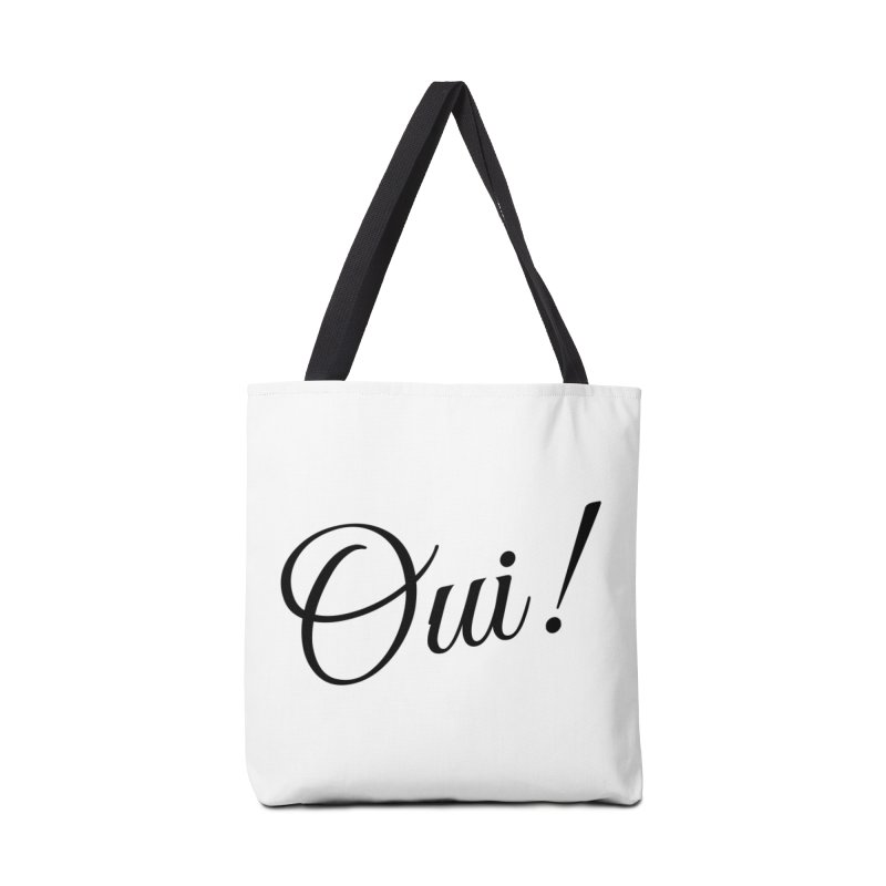 Yes.  Accessories Tote Bag Bag by Fun Things to Wear