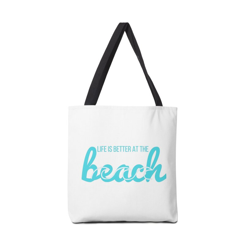 life is better Accessories Tote Bag Bag by Fun Things to Wear