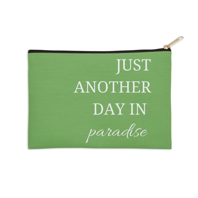 Paradise Accessories Zip Pouch by Fun Things to Wear