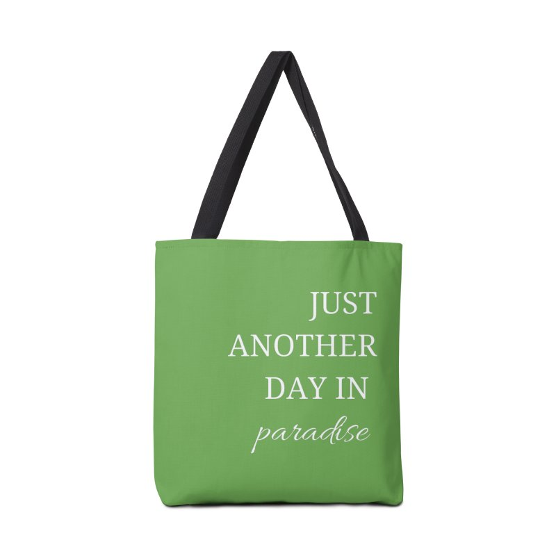 Paradise Accessories Tote Bag Bag by Fun Things to Wear