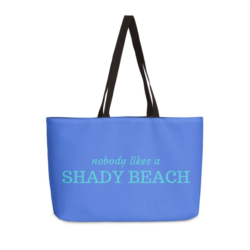 Shady Beach Accessories Bag by Fun Things to Wear