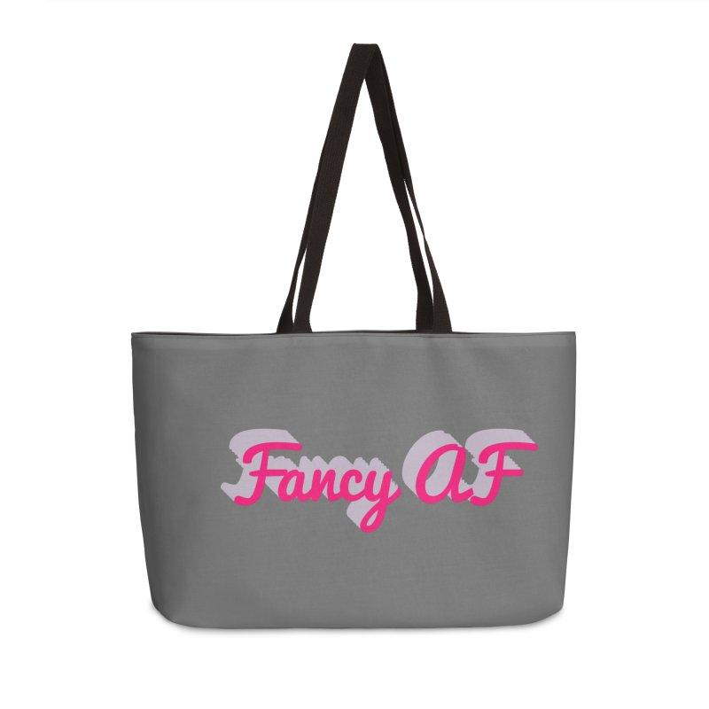 Fancy AF Accessories Weekender Bag Bag by Fun Things to Wear