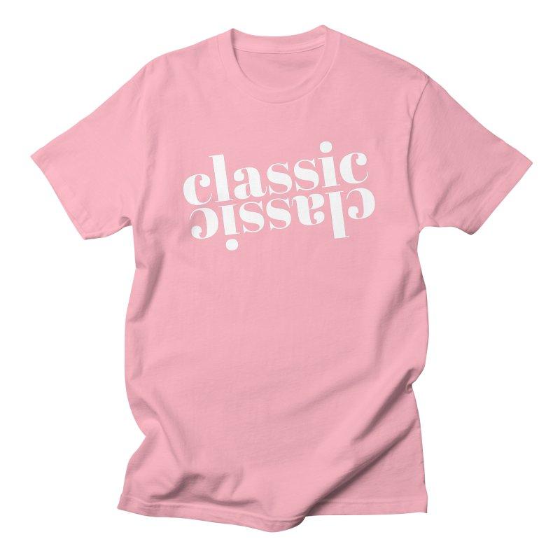 Classic.  Women's T-Shirt by Fun Things to Wear