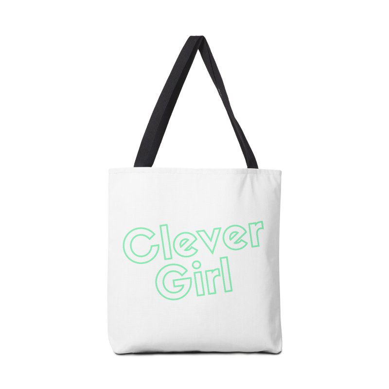Clever Girl Accessories Tote Bag Bag by Fun Things to Wear