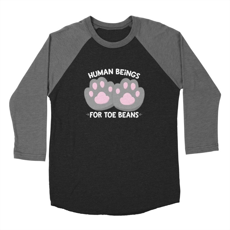 Beings for Beans Women's Longsleeve T-Shirt by FunUsual Suspects T-shirt Shop