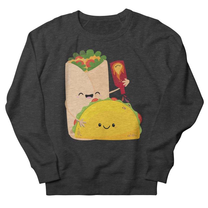 More Hot Sauce Please Men's Sweatshirt by FunUsual Suspects T-shirt Shop
