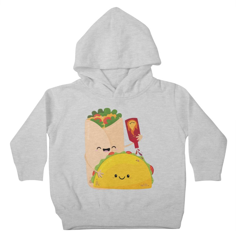 More Hot Sauce Please Kids Toddler Pullover Hoody by FunUsual Suspects T-shirt Shop
