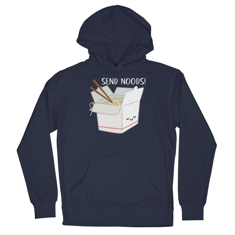Send Noods Men's Pullover Hoody by FunUsual Suspects T-shirt Shop