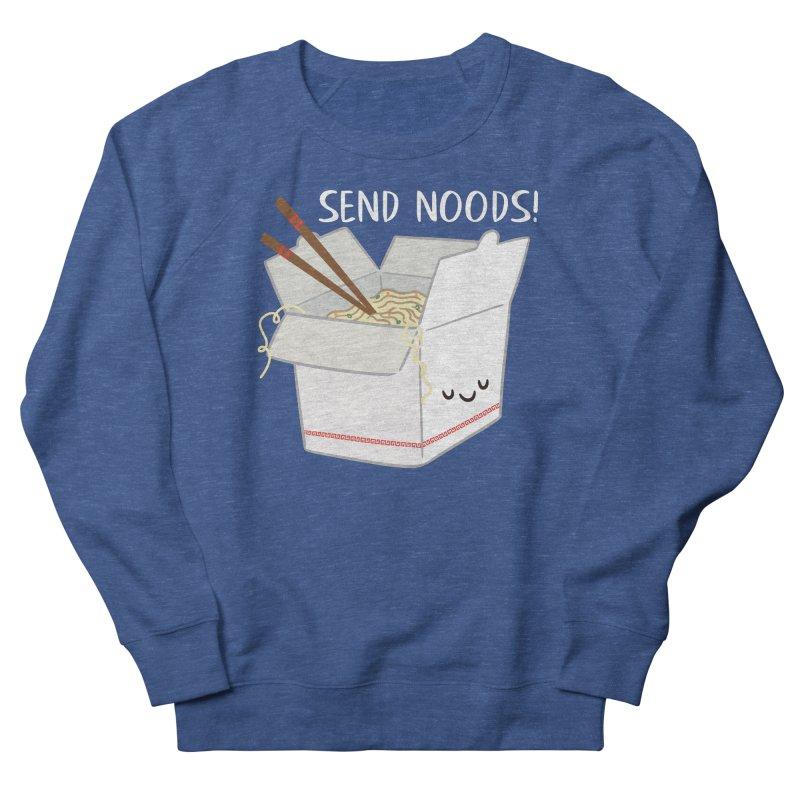 Send Noods Women's Sweatshirt by FunUsual Suspects T-shirt Shop