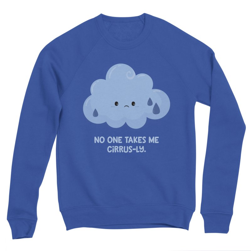 Absolutely No One Men's Sweatshirt by FunUsual Suspects T-shirt Shop