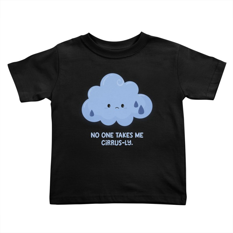 Absolutely No One Kids Toddler T-Shirt by FunUsual Suspects T-shirt Shop