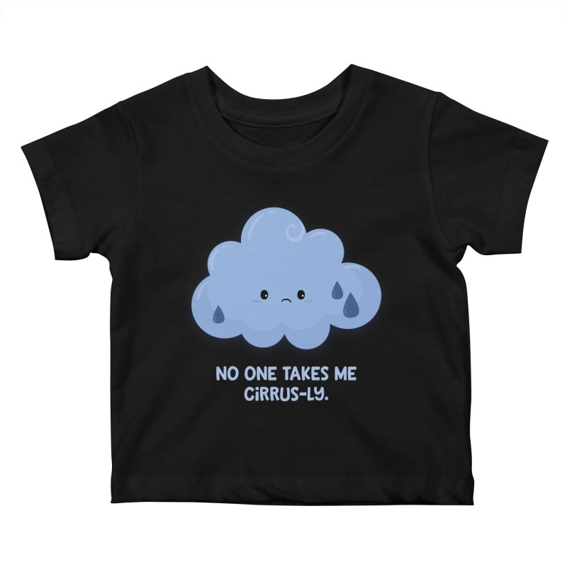 Absolutely No One Kids Baby T-Shirt by FunUsual Suspects T-shirt Shop