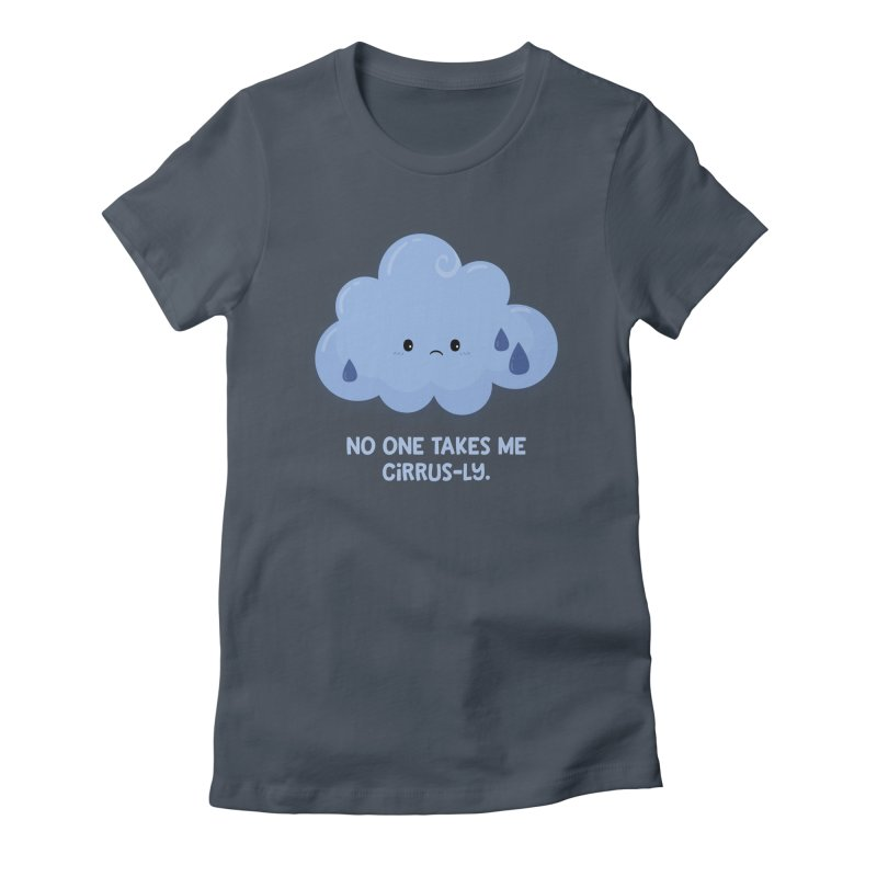 Absolutely No One Women's T-Shirt by FunUsual Suspects T-shirt Shop