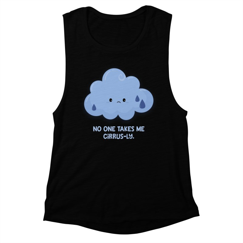 Absolutely No One Women's Tank by FunUsual Suspects T-shirt Shop