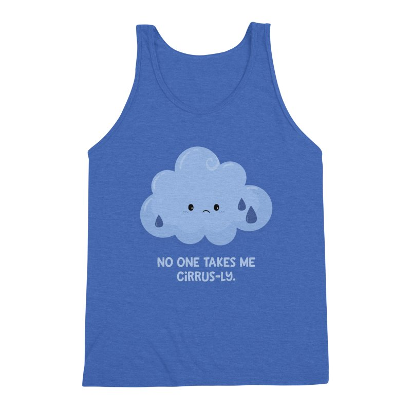 Absolutely No One Men's Tank by FunUsual Suspects T-shirt Shop